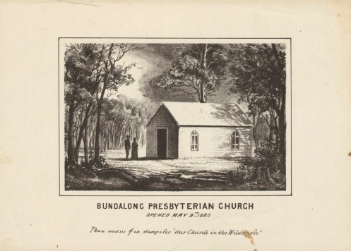 Bundalong Presbyterian Church